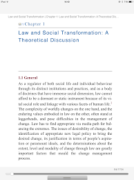 law and social transformation e book hardbound ebc webstore
