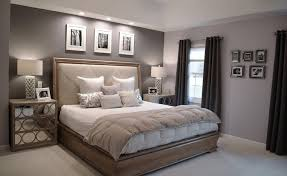 Ben Moore Violet Pearl Modern Master Bedroom Paint Colors Ideas - Color ideas for a bedroom