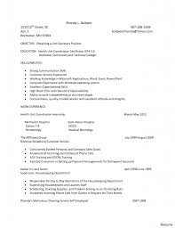 printable version of fdcpa image of printable exle secretary resume school medical executive
