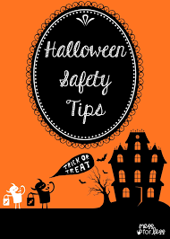 halloween safety tips mess for less