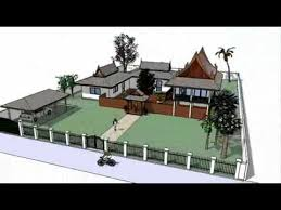 thai house designs pictures thai house design idea youtube