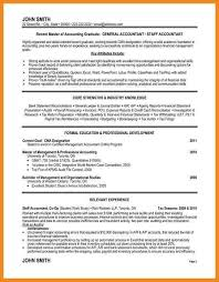 Best Accounting Resume Accounting Resume Samples Resume Samples And Resume Help