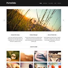 portafolio free responsive portfolio wordpress theme wpexplorer