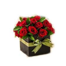 flowers in a box flower box arrangements raphael s flowers gifts philippines