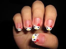 28 gorgeous hello kitty acrylic nail designs u2013 slybury com