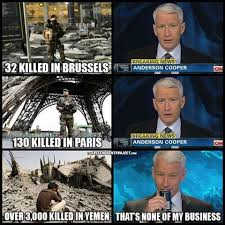 Anderson Cooper Meme - anderson cooper propaganda artist the thinking housewife