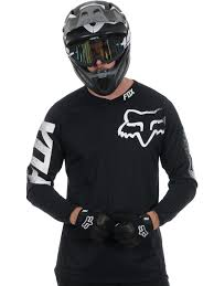 fox motocross gear nz fox black 2018 blackout mx jersey fox freestylextreme america