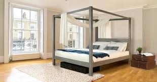 how to build a four poster bed frame ehow uk bedroom king size four poster bed frame wooden bed frame double