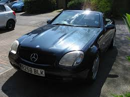 convertible mercedes black mercedes slk 230k 1998 r reg automatic convertible black