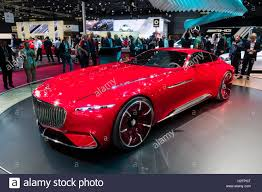 maybach sports car vision mercedes maybach 6 concept electric all wheel drive