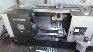 2014 takisawa ls 800l20 cnc turning center youtube