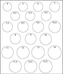womens ring size womens ring size chart us wedding rings ideas
