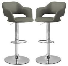 bar stools high end contemporary bar stools affordable