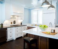 blue kitchen paint color is valspar lighthouse shadows 4008 3b