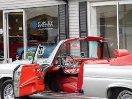 mercedes showroom exterior 1966 mercedes benz 300se amg 6 3 cabriolet copley motorcars
