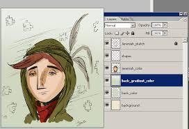 tutorial photoshop cs3 professional making of jeremiah 2d painting tutorial in adobe photoshop cs3