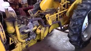 1968 international cub lo boy repairs part 1 youtube