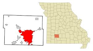 Map Of Springfield Mo File Greene County Missouri Incorporated And Unincorporated Areas