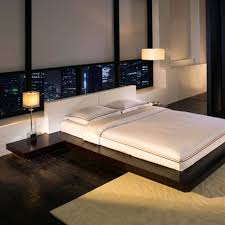 modern bedroom designs for small rooms white mattress gray leather