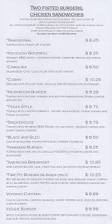Firepit Menu Pit Wings And Burgers In Burlington Nc Attractions