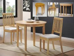 small dining room with bench round tables for sets apartments