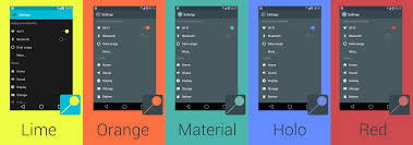 color themes for android theme cm11 pa 24 oct lollipop themes v4 android development
