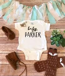 customized baby customized baby onesies popsugar