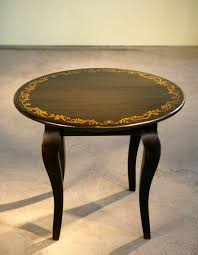 Living Room End Table Ideas Furniture Impressive Living Room Decoration Using Black Chinese