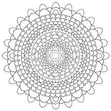 coloring pages chakra mandalas coloring pages download