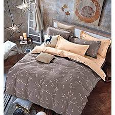 Patterns For Duvet Covers Amazon Com Maxyoyo Home Textiles 100 Cotton Simple Nordic