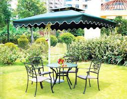 sale big outdoor umbrella with new rotate system view outdoor