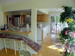 Narrow Kitchen With Island Kitchen Narrow Kitchen Island With Furniture Small Modern Black