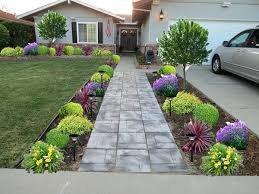 Garden Ideas For Front Of House Landscaping Front Garden Ideas Evisu Info