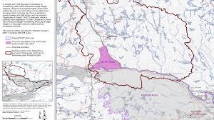 Map Of Ontario Non Aboriginals U0027 On List Of Ontario Algonquins Set To Vote On