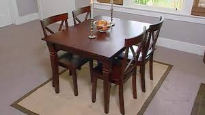 rug dining room table this look 3 in area