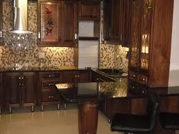 kitchen gloss kitchens cherry oak cabinets dark maple kitchen