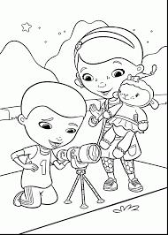 free coloring pages doc mcstuffins