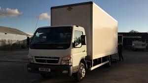 mitsubishi fuso box truck 2011 11 mitsubishi fuso canter 7c18 box van underslung lift 4x2