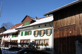 the runcible architect swiss urban rural attached barn houses