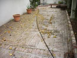 Sealing A Flagstone Patio by Pressure Wash Services Suisun City Patio Cleaning Newlook
