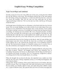 Reflective Writing Sample Essay English Reflective Essay Example English Reflective Essay Example