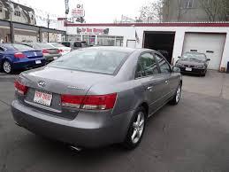 2006 hyundai sonata v6 mpg 2006 hyundai sonata gls v6 4dr sedan in roselle nj top deal motors