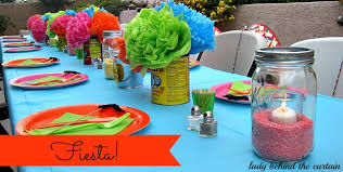 Mexican Themed Decorations Mexican Fiesta Centerpiece Ideas