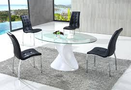 cheap dining room sets smoked glass dining table fantastic frosted glass dining tables