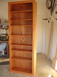 Free Built In Bookcase Woodworking Plans by How To Build A Custom Bookcase 23 Steps With Pictures