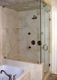 Shower Shelves Bathroom Cozy Bathtub Shower Shelves 9 Bathroom Long Mirror Gray
