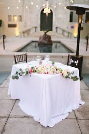sweetheart table decor and groom table decorations table wedding