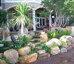Tropical Rock Garden Tropical Rock Garden Ideas Rentandgo Co