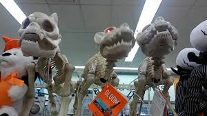 led skeleton cat walgreens halloween 2016 youtube