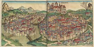 Medieval Maps Amazing Maps Of Medieval Cities Earthly Mission